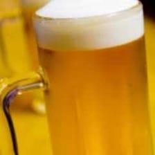 生ビールが250円(税抜)