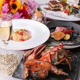記念日のデートに♪夜景を楽しみながらステキな食事を・・・★