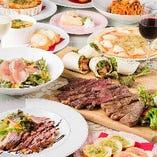 「TANZANITE」はお客様のワガママを叶える場所。女性の貪欲な望みを最大限に叶える、それが当店です。全35種のお料理と、全59種のドリンク、これらすべてfreeでどうぞ♪食べたいものを味わいグラスを傾ける。そうやって望みをいっこずつ叶えれば…明日からも女子は「素敵」でいられるのです★めいっぱい味わって♪