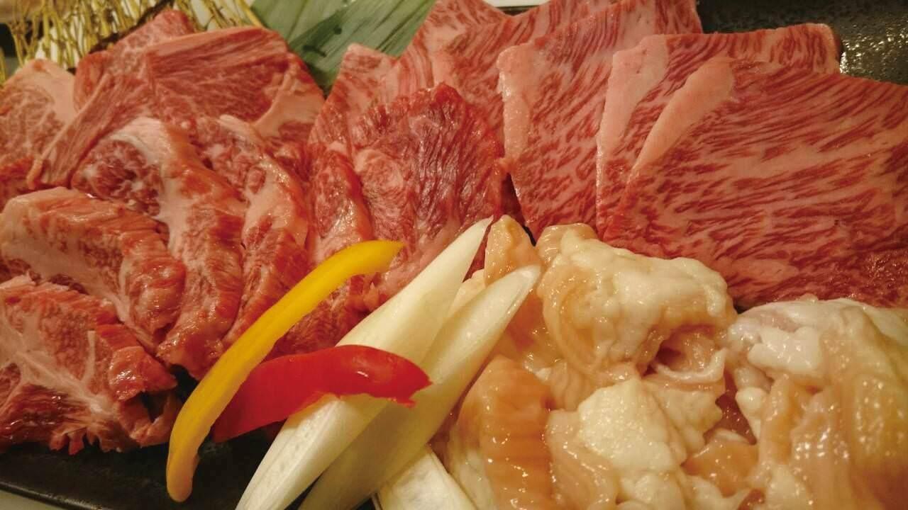 当店自慢のお肉をご堪能☆コース3種