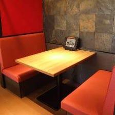 各種飲み会を個室で♪席予約受付中!