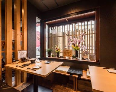 富士 溶岩石居酒屋 頂  店内の画像