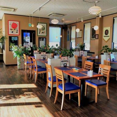 欧風食堂 ハイファイブ  店内の画像