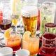 飲み放題メニューは全80種以上をお好みに合わせて各種ご用意。