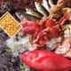 瀬戸内海など日本全国の新鮮な海の幸が集結。市場仲卸お墨付き。