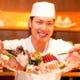 お客様に喜びと感動を与えるおもてなし料理をご提供いたします。