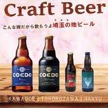 地産地消 埼玉県産のクラフトビール【埼玉県】