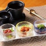 【料理が際立つ上質な器を使用】 おもてなしのお食事会にも最適です