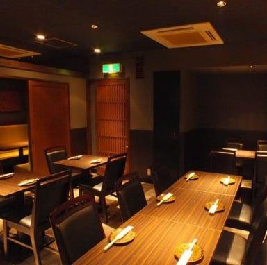 OSAKA OSAKE DINING 鶫  店内の画像