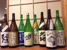 全国から厳選した純米地酒