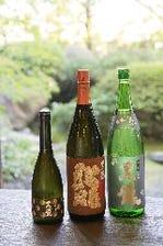下鴨茶寮の日本酒