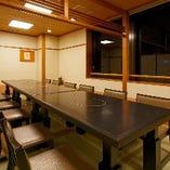 「夜の椅子席個室」