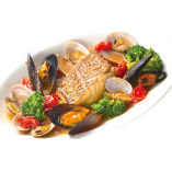 【季節限定】真鯛のアクアパッツァ