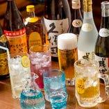 【コース限定】1.5時間アルコール飲み放題