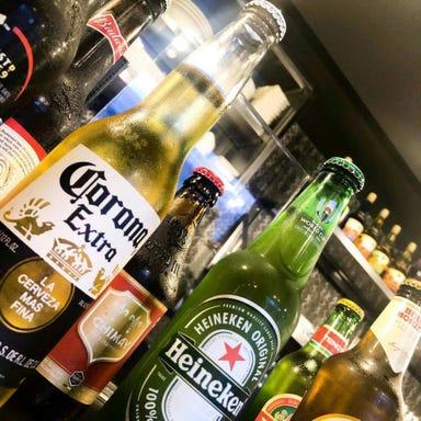 世界各国のビール×クラフトビール×スペアリブ Nico  こだわりの画像