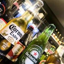 世界のビールを楽しめる!