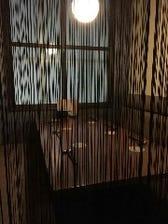 プライベート空間を演出した半個室