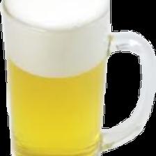 生ビールが18時まで1杯280円/税抜き