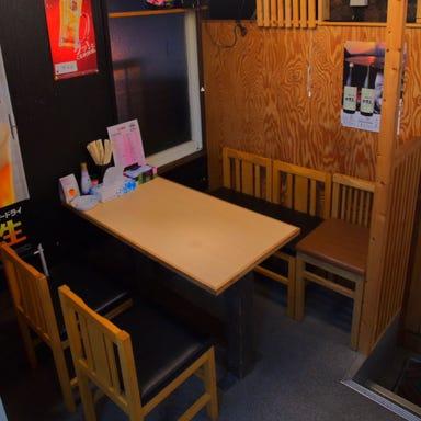 子平町酒場 かすみ  店内の画像