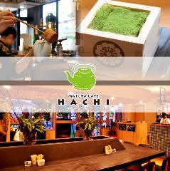 抹茶カフェ HACHI JR博多シティ店
