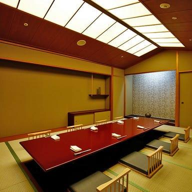 七園(ホテルヒューイット甲子園内)  店内の画像