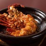 素材と季節感を大切にした中華は香りも豊か