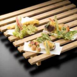 素材の旨味が凝縮した天ぷら