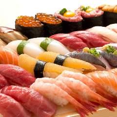 寿司食べ放題 築地玉寿司