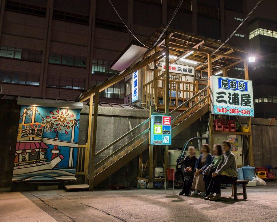 船着場は駅から浅草橋駅徒歩2分!