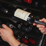 厳選のワイン