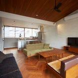 3階フロアはキッチンや調理道具もございますので、ホームパーティにも使えます