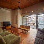 ホームパーティが実現可能な3階フロア