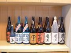 日本酒・焼酎をご用意しております。