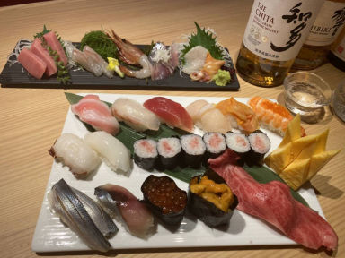 八重洲 升寿司  メニューの画像