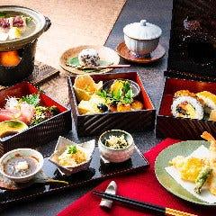 ホテル日航大阪 日本料理 弁慶