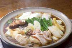 大和肉鶏を堪能!!鶏すき焼きコース