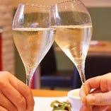 新しいワインとの出会い、新しい人との出会い。厳選ワインを!