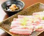 ◆ 国産 豚バラ肉 おろしポン酢焼しゃぶ風