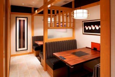 博多華味鳥 広島胡町店 店内の画像