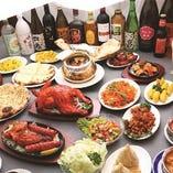 ■食べ放題■ アラカルトメニューからお好きな料理をチョイス☆
