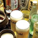 ◆ 飲み放題メニュー ◆