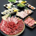 ◆バリューコース+お肉食べ放題◆