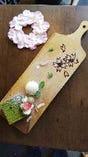 自家製ドルチェとアイスとフルーツの盛り合わせ