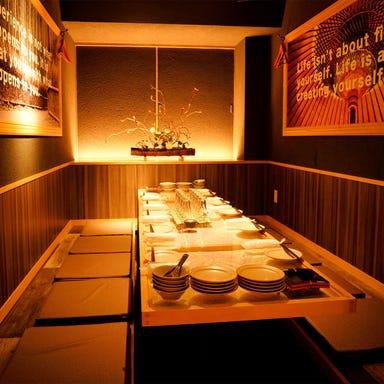 個室と肉の台所 弐玖~ニキュウ~ 刈谷店 店内の画像