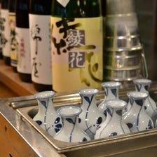 広島をはじめ各地の美味しい純米酒