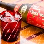 プレミアム泡盛「暖流 古酒」も人気