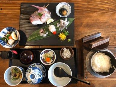 しまなみ直送 真鯛・海鮮料理専門店 鯛将 コースの画像