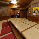 10名様程~中規模なお集まりに最適な個室空間も多数ございます。