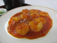 干焼蝦仁 -海老のチリソース煮-