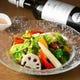 野菜サラダ 840円